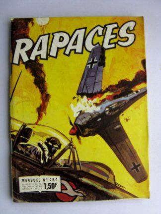 RAPACES N°N°264 Le Broussard (récit de guerre) Editions IMPERIA 1972