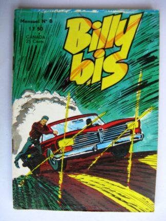 BILLY BIS N°8 Jeunesse et Vacances 1973 : La caméra invisible