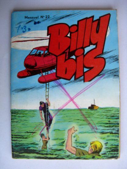 BILLY BIS N°22 Jeunesse et Vacances 1974 : Le cadeau