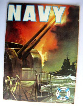BD NAVY N°121 IMPERIA 1968