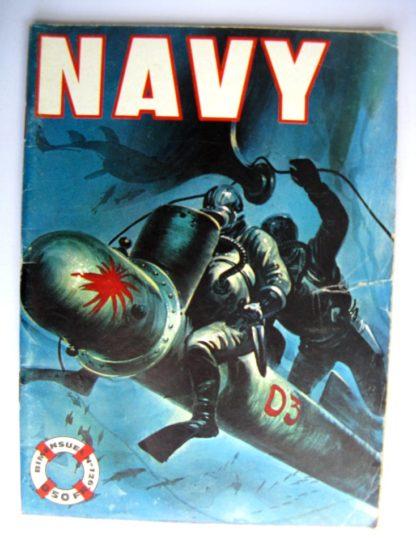 BD NAVY N°126 IMPERIA 1968