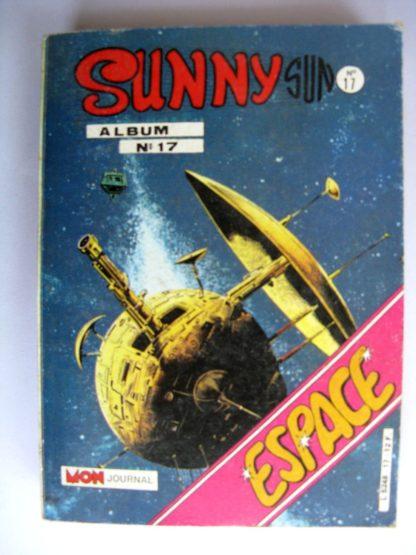 BD SUNNY SUN ALBUM 17 (N°49-50-51) MON JOURNAL : Kamikazes
