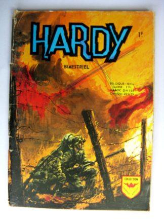 HARDY 2e série N°8 L'escadron des proscrits - AREDIT 1972