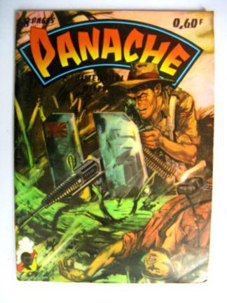 BD PANACHE N°178 Échec et Mat - IMPERIA 1969