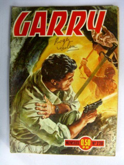 GARRY N°230 IMPERIA - Grégory le timide