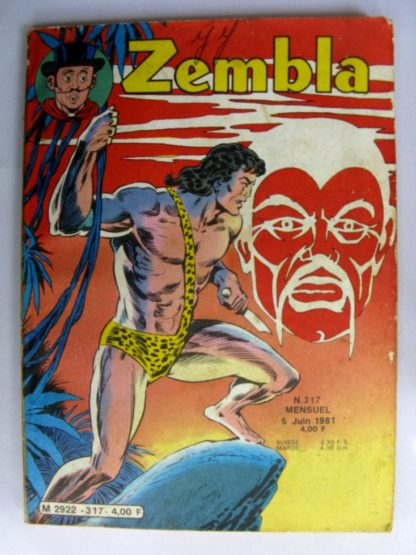 ZEMBLA N°317 LUG 1981 : L'esprit maléfique - Rakar