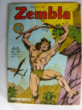 ZEMBLA N°343 LUG 1983 : La montagne invisible - Dick Demon