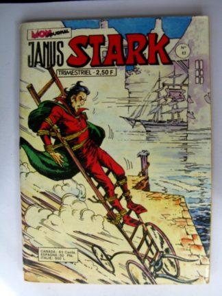 JANUS STARK N°17 MON JOURNAL 1977 : A deux doigts de la défaite
