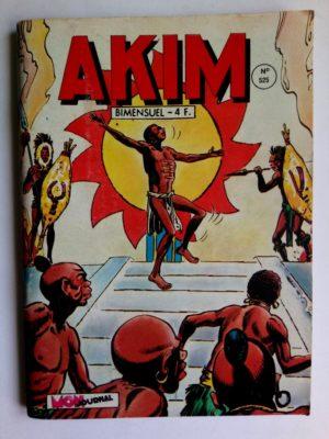 AKIM (1e série) N°525 – LE MYSTERE DU LAC (Mon Journal 1981)