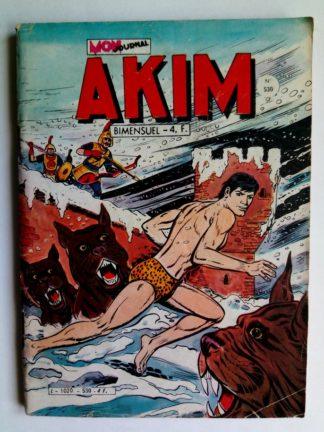 AKIM N°530 La grande léthargie - Editions MON JOURNAL 1981