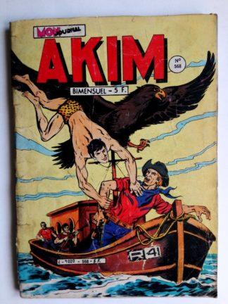 BD AKIM N°568 - LE PIQUE DE L'AIGLE