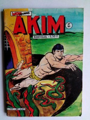 AKIM (1e série) N°587 – L'ELIXIR DE LONGUE VIE (Mon Journal 1984)