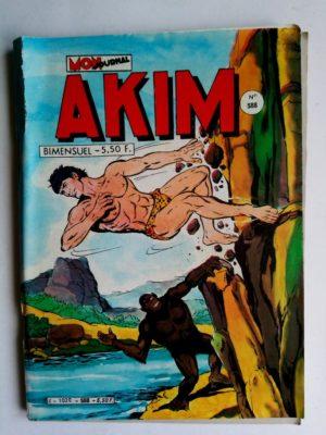 AKIM (1e série) N°588 – L'IDOLE TIGRE (Mon Journal 1984)