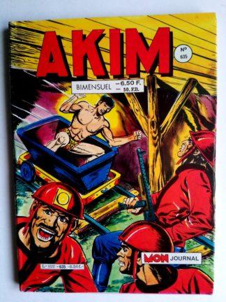 AKIM N°635 Le mystère de la mine abandonnée