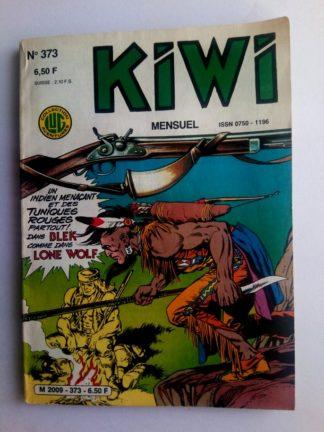 BD kiwi n°373 BLEK LE ROC (L'espions secret de George Washington)