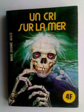 BD SERIE BLEUE N°27 Un cri sur la mer - ELVIFRANCE 1976