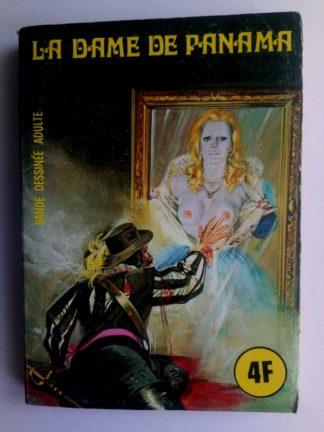 BD SERIE BLEUE N°31 La dame de Panama - ELVIFRANCE 1976