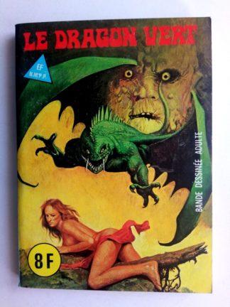 BD SERIE BLEUE N°88 Le dragon vert - ELVIFRANCE 1982