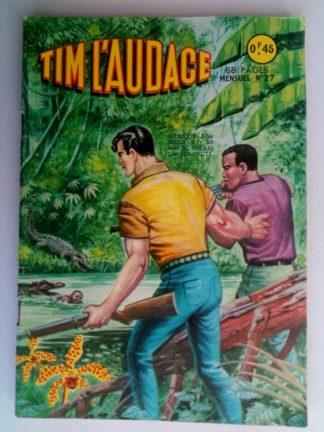 BD TIM L'AUDACE N°27 Opération survie - ARTIMA 1964