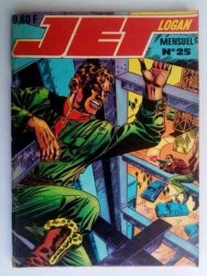 JET LOGAN N°25 Mission Lune – IMPERIA 1970