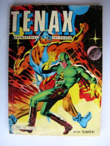 BD TENAX N°124 - L'univers en danger - IMPERIA 1982