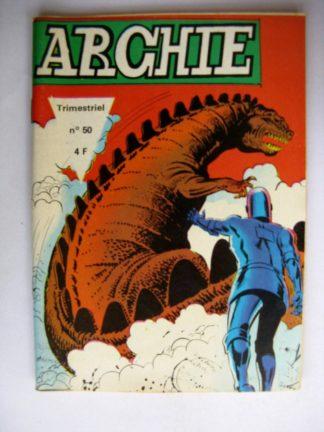 ARCHIE le Robot N°50 - Le secret du galion - Jeunesse et Vacances 1980