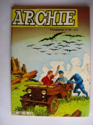 ARCHIE le Robot N°51 - L'île du Dragon - Jeunesse et Vacances