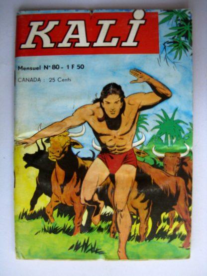 KALI Fils de la jungle N°80 Le sentier de la Vendetta