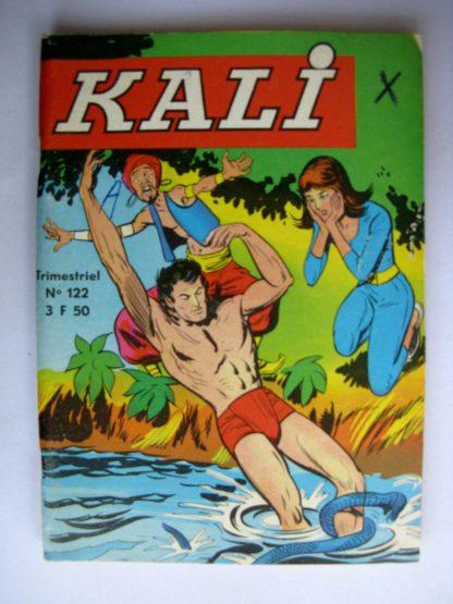 KALI Fils de la jungle N°122 Tir à la cible