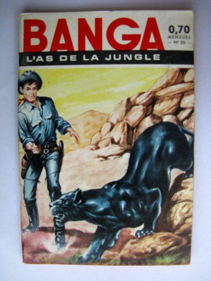 Banga l'As de la Jungle N°20 La Royauté Suprême
