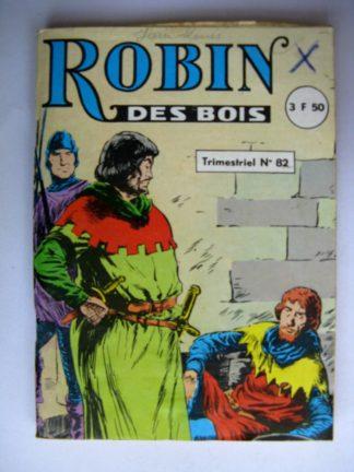 BD Petit Format ROBIN DES BOIS N°82 L'évadé des oubliettes