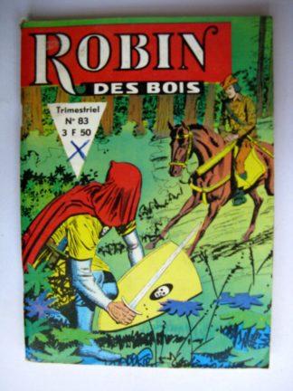 BD Petit Format - ROBIN DES BOIS N°83 Le complot du Shérif