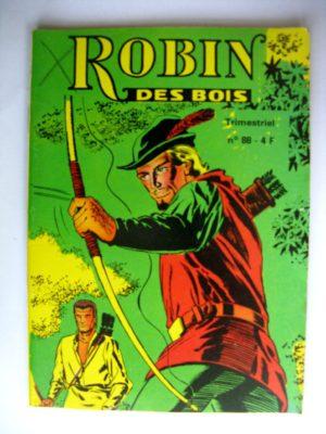 ROBIN DES BOIS N°88 Une juste vengeance – Jeunesse et Vacances 1980