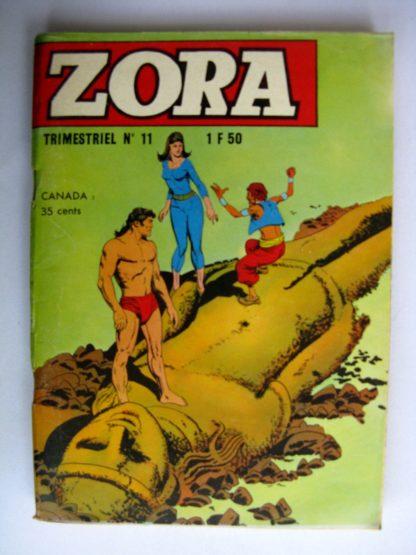 BD ZORA N°11 Kali Fils de la Jungle