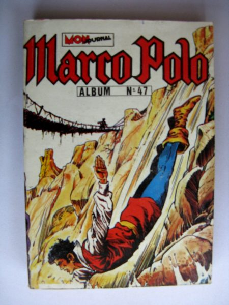 BD MARCO POLO ALBUM 47 (N°199-200-201) Petit Format