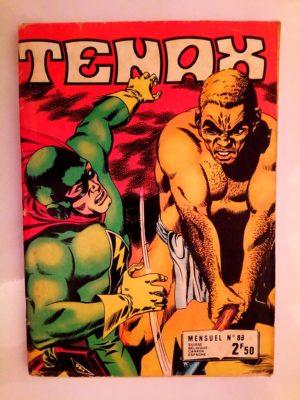 TENAX N°89 – DERNIERS JOURS (IMPERIA 1978)