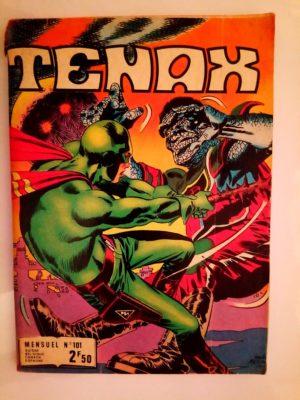 TENAX N°101 – LE FIL D'ARGENT (IMPERIA 1979)