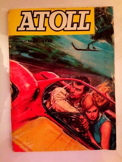 BD ATOLL N°74 Archie le robot - Billy Bis - Maki Jeunesse et Vacances