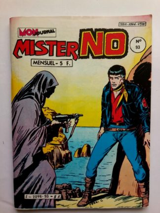 BD MISTER NO N°93 - Mon Journal