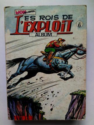 BD Rois de L'exploit ALBUM 6 (N°16-17-18) Petit Format - Mon Journal