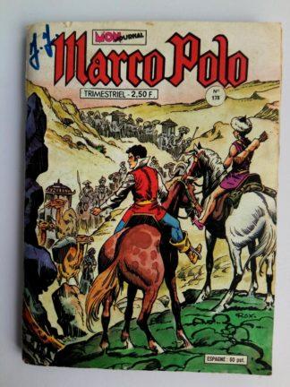 BD MARCO POLO N°178 MON JOURNAL 1978 : La caravane du Sud