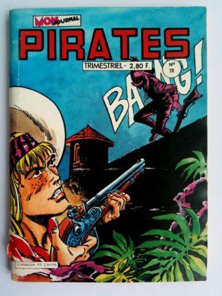 BD PIRATES n°72 MON JOURNAL 1978 : Capitaine Rik Erik - Biorn Viking