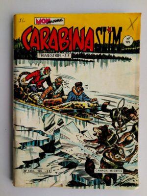 CARABINA SLIM N°125 Mon Journal 1980 – La rivière du Cayote