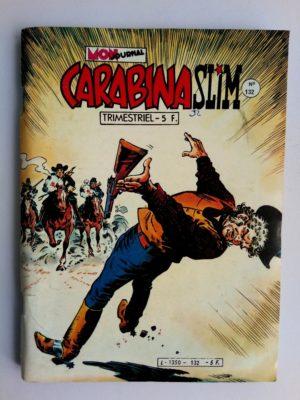 CARABINA SLIM N°132 Mon Journal 1982 – La vengeance du scout