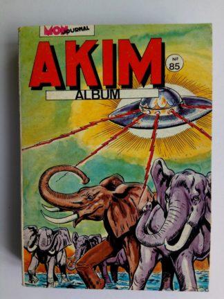 BD AKIM ALBUM 85 (N°461-462-463-464) MON JOURNAL 1978