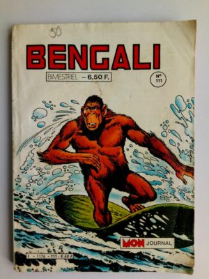 BENGALI N° 111 Akim – Dramatique compétition (MON JOURNAL 1985)