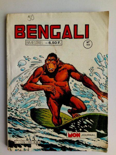 BD BENGALI N° 111 MON JOURNAL 1985 Akim (Dramatique compétition)