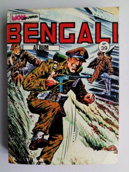 BD BENGALI ALBUM 39 (N° 88-89-90) MON JOURNAL 1982 : Akim