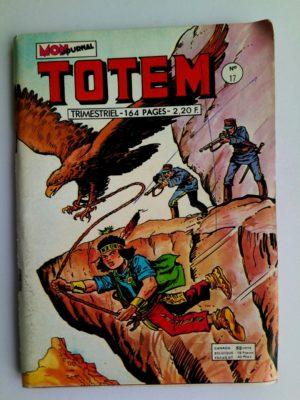 TOTEM 2E SERIE N°17 RENO KID (MON JOURNAL 1974)