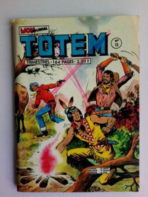 TOTEM 2E SERIE N°18 RENO KID (la dernière chance) MON JOURNAL 1974